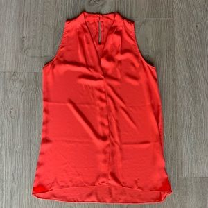 Vince Camuto Coral Sleeveless Blouse